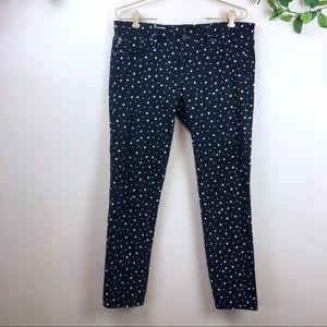 AG Adriano Goldschmied • Star Print Skinny Jeans